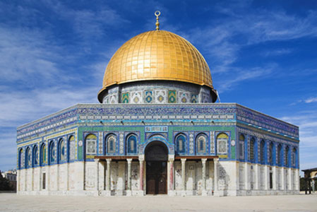 Temple Mount – Dome of the Rock