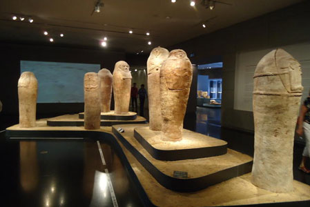 Israel Museum (Archaeology Wing)