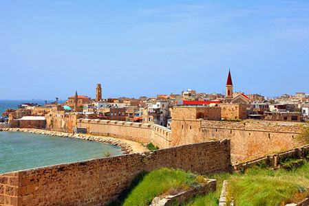 Old city of Akko (Acre)