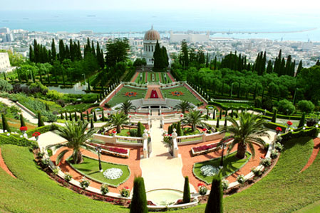 Bahá'í Shrine and Gardens