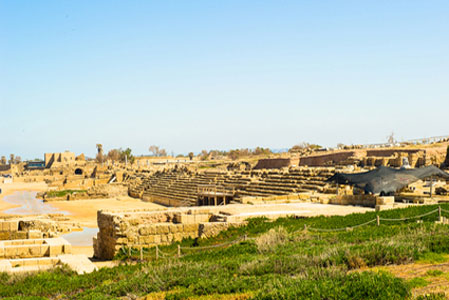Ancient City of Caesarea Maritima