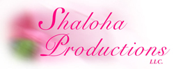 Shaloha Productions LLC. Logo