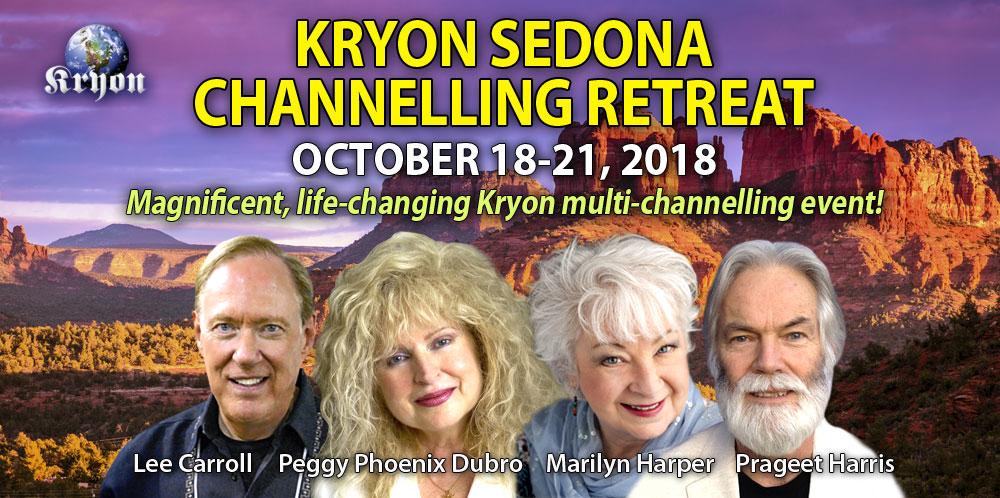 Kryon Sedona Channelling Retreat - October 2018